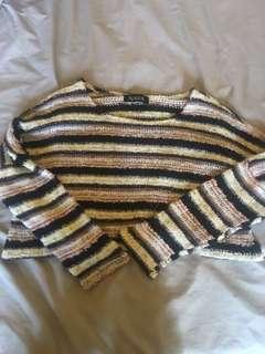Nava crop long sleeves