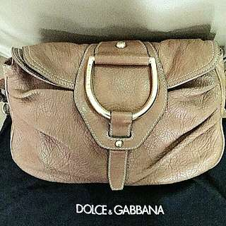 Reprice! 💯 Authentic Dolce and Gabbana Bag