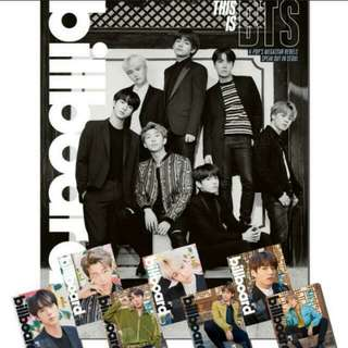 [PO] BILLBOARD MAGAZINE NEW ISSUE (BTS COVER)