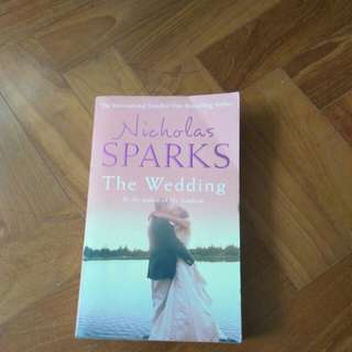 The Weddings by Nicholas Sparks