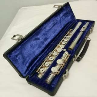 Gemeinhardt 2EPS S/E Silver plated flute