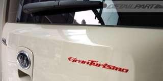 """Granturismo"" Emblem"