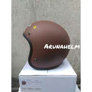 Helm Retro Zeus ZS 385 New!