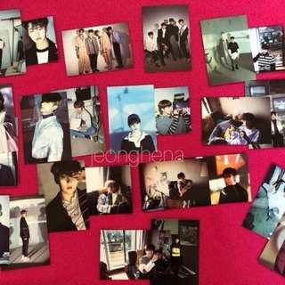 [SELL] Seventeen Director Cut Kinho Version OFFICIAL Photocards