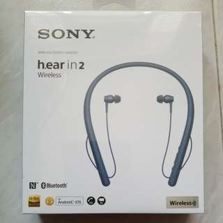 Sony Wireless stereo headset(WI-H700/LM)