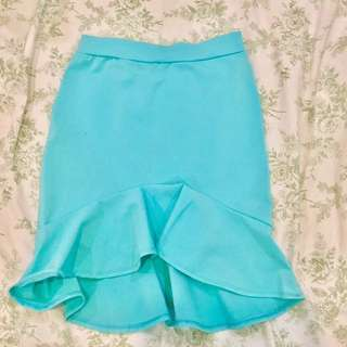 Zara inspired mermaid skirt!