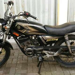 Yamaha motor Rx king thn 2003