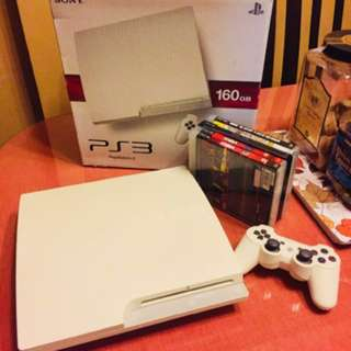 PS3 Slim Repriced!from 6000
