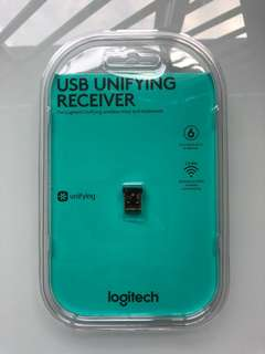 Logitech USB Unifying Receiver Pico