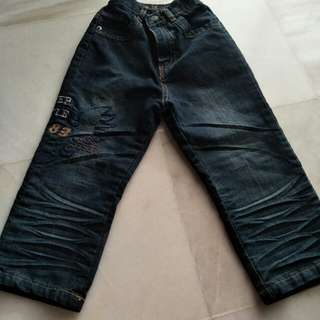 Kids Jeans Long Pant