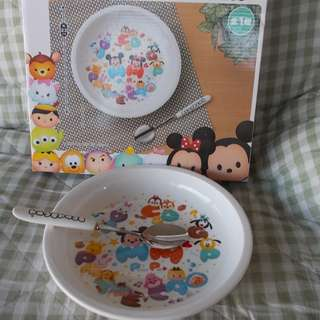 Mickey Mouse Plate Collection