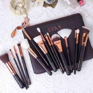REPRICED!!!! 15 Pcs Zoeva Makeu Brush Set