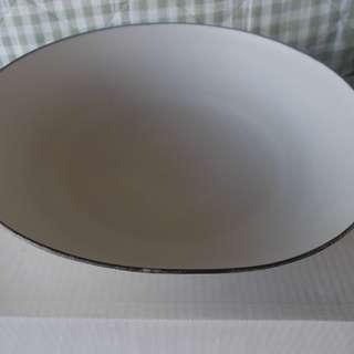 Japanese Ironstone Big Plate