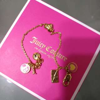 美國名牌 Juicy Couture 超靚手鏈全新大減價