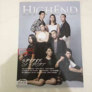 Majalah HighEnd Edisi May 2016