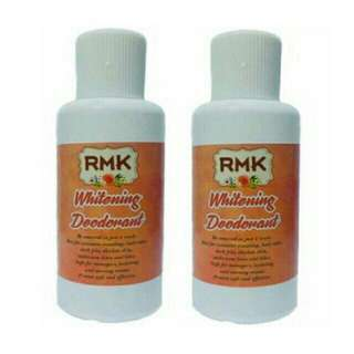 [Set of 2] Rmk Whitening Deodorant