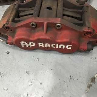 AP racing 6 pot 355mm fd2 fd2r