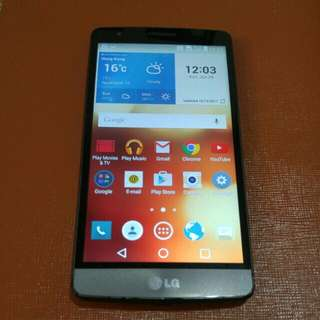 LG G3s 8GB original
