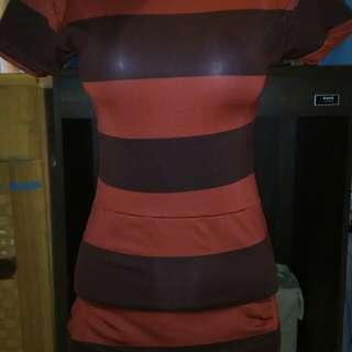 Dress Pita Belakang