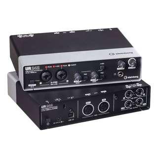 Steinberg UR242 USB Audio Interface