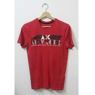 100% Original ARMANI EXCHANGE T-shirt size XS for MEN.