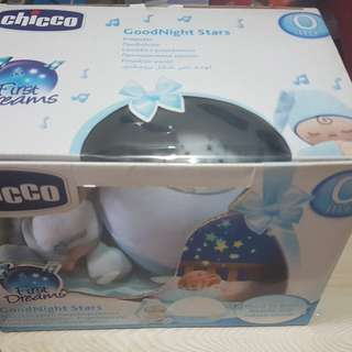 Chicco First Dreams GoodNight Stars