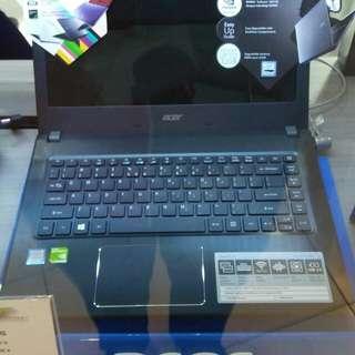 Kredit laptop acer spin1 bergaransi resmi acer