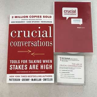 Crucial Conversations with Audio Companion