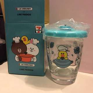 7-11 line friends x LC Sally 杯