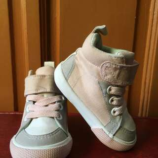 H&M High Cut Sneakers *PINK