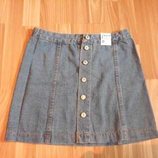 Rok Denim / Denim skirt