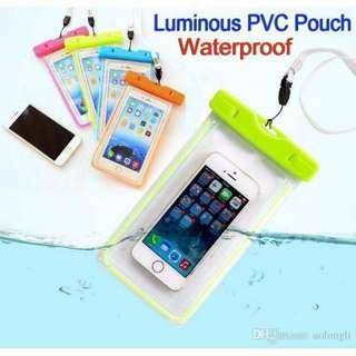 Luminous PVC Pouch Waterproof