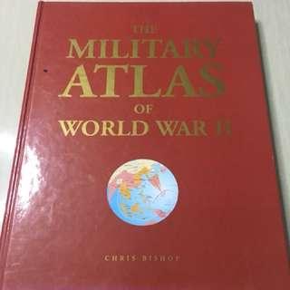 World war 2 atlas