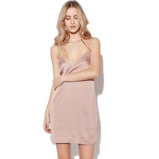 Slip Dress Blush