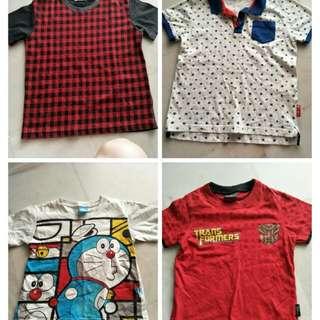 Boys Branded Shirt