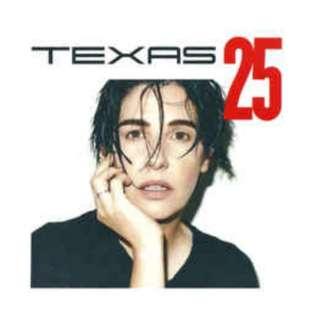 Texas 25 Album