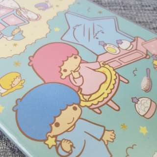 🆕 Little Twins Stars單行簿