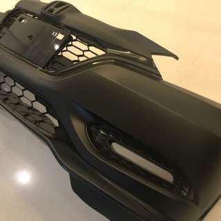 Honda Vezel RS front bumper and Grill