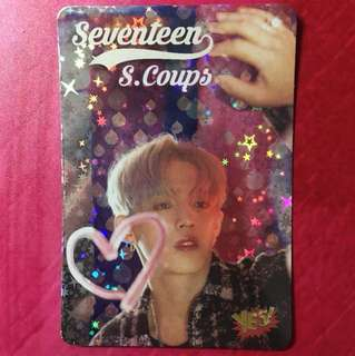 Seventeen S Coups Yescard
