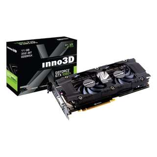Inno3D GTX 1080Ti Twin X2 11GB