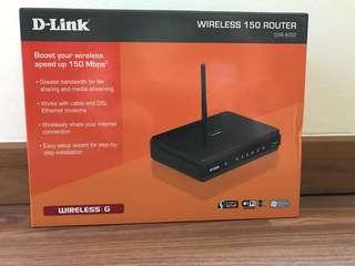 D-Link 150 (DIR-600)