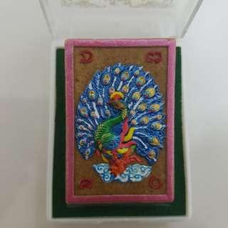 Thai Amulet peakcock