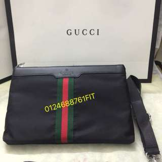 Gucci Clutch 2 in 1