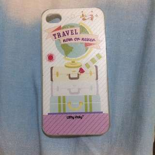 Travel case for Iphone 4 & 4s