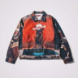 Supreme FW 17 Denim Jacket
