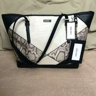 Authentic Ninewest tote bag for women