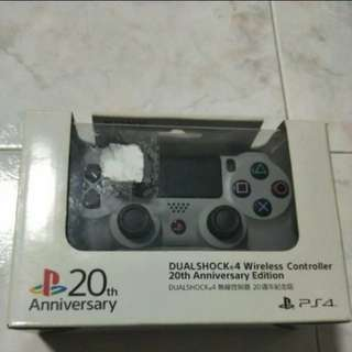 PS4 Controller 20th Anniversary Limited Edition