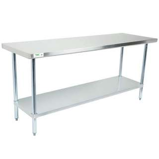 Kitchen stainless steel work table for sale