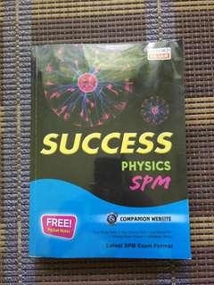 Physics SPM Oxford Fajar Revision Textbook