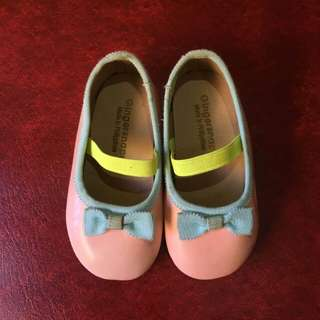 Gingersnaps Ballet Shoes
